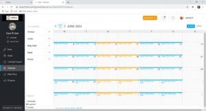 Impact Fitness Bloomington - Online Personal Training App 3